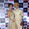 Karan Mehta and Nisha Rawal at Lion Gold Awards