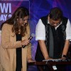 Subhash Ghai cuts the Cake on 71st Birthday at Whistling Woods