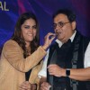 Meghna Ghai With Subhash Ghai on his 71st Birthday