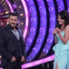 Salman Khan and Mandana Karimi at Bigg Boss - Double Trouble Grand Finale