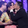 Prince Narula and Kishwer Merchantt at Bigg Boss - Double Trouble Grand Finale
