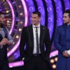 Salman Khan with Prince and Rishab at Bigg Boss - Double Trouble Grand Finale