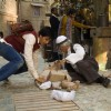 Ritesh Deshmukh helping old man | Aladin Photo Gallery