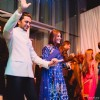 Riteish Deshmukh and Genelia Dsouza attends Asin & Micromax Founder Rahul Sharma's Wedding Reception