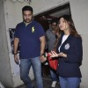 Shilpa Shetty and Raj Kundra Snapped at PVR