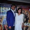 Javed Jaffrey and Lisa Ray at Promotions of 'Ishq Forever'