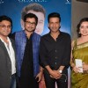 Subodh Bhave, Maoj Bajpayee and Shruti Marathe at Premiere of 'Bandh Nylon Che'