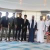 Dishoom Team At the Royal luncheon in Abu Dhabi