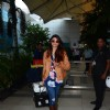 Daisy Shah Snapped at Airport