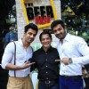 Launch of 'The Beer Cafe'