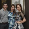 Elli Avram at Shane Falguni Brunch for Rustomjee