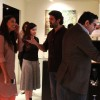 Mugdha Godse and Harman Baweja at Rowena Baweja's Art Exhibition