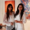 Sunita Gowariker at Rowena Baweja's Art Exhibition