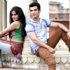Nidhi Subbaiah and Arjun Bijlani in Direct Ishq
