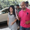 Sakshi Dhoni Snapped at Airport