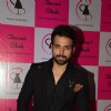 Rithvik Dhanjani poses for the media at Charmi Shah's Fashion Show