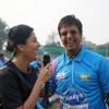 Javed Jaffrey at 'Celebrity Cricket League' Match