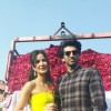 Aditya Roy Kapur Presents a Truck Full of Roses on Rose Day Katrina!