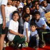 Shilpa Shetty & Ness Wadia at Wadia Hospital Marathon