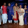 Abhishek and Jaya Bachchan and Amjad Ali Khan at Amaan Ali and Ayaan Ali Concert