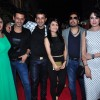 Rashami Desai, Yuvika Chaudhary and Mika Singh at Meet Bros Success Bash
