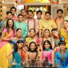 All cast of Baa Bahu Aur Baby show