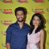 Promotions of Film 'Zubaan' at Radio Mirchi