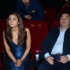 Alia Bhatt and Rishi Kapoor at Trailer Launch of Kapoor & Sons