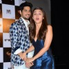 Alia Bhatt and Sidharth Malhotra at Trailer Launch of Kapoor & Sons