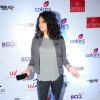 Kavita Kaushik at Launch of Anthem for BCL Team 'Mumbai Tigers'
