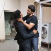 Bromance in the air: Aditya Roy Kapur and Arjun Kapoor Snapped at Mehboob Studio!