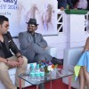 Varun Sharma, R. Madhavan and Huma Qureshi at Mid-Day Race