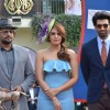 Aditya Roy Kapur, Huma Qureshi and R Madhavan at Mid-Day Race