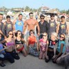 Launch of 'MuscleBeach' at Baga Beach Goa