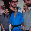 Akshay Kumar and Aditya Thackeray at Martial Arts Certificate Distribution Event