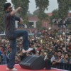Launch of 'FAN' Anthem at SRK's Hansraj College