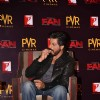 Shah Rukh Khan at Press Meet of FAN in Delhi