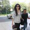Kriti Sanon was spotted at Airport