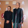 Rahul Bose poses with a guest at his Auction Event