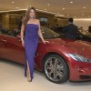 Maserati Showroom Launch at Taj Hotel