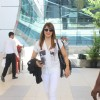Bipasha Basu spotted at Airport