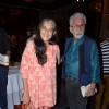 Ratna Ptahak and Naseeruddin Shah at Launch of Kersi Khambatta's Book