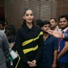 Sonam Kapoor at Pro Kabaddi in Delhi