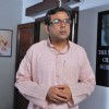 Paresh Rawal in the movie Road to Sangam