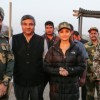 Aishwarya Rai Bachchan Spend Time with BSF 'Jawans'