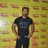 John Abraham at Radio Mirchi for Promotions of 'Rocky Handsome'