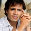 Vivek Oberoi looking confused