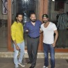 Ashish Chowdhry and Riteish Deshmukh Meets Sanjay Dutt at his Home!