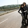 A still image of Vivek Oberoi and Aruna Shields