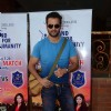 Rohit Roy at Celebrity T-20 Cricket Match